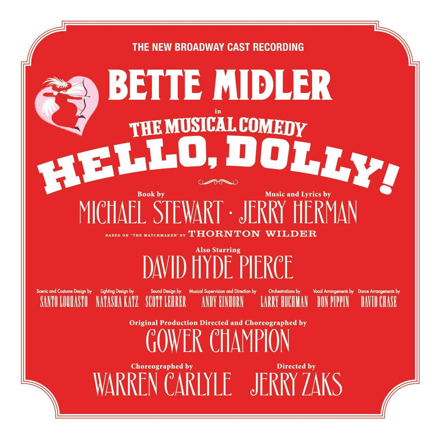 Hello, Dolly! (New Broadway Cast )