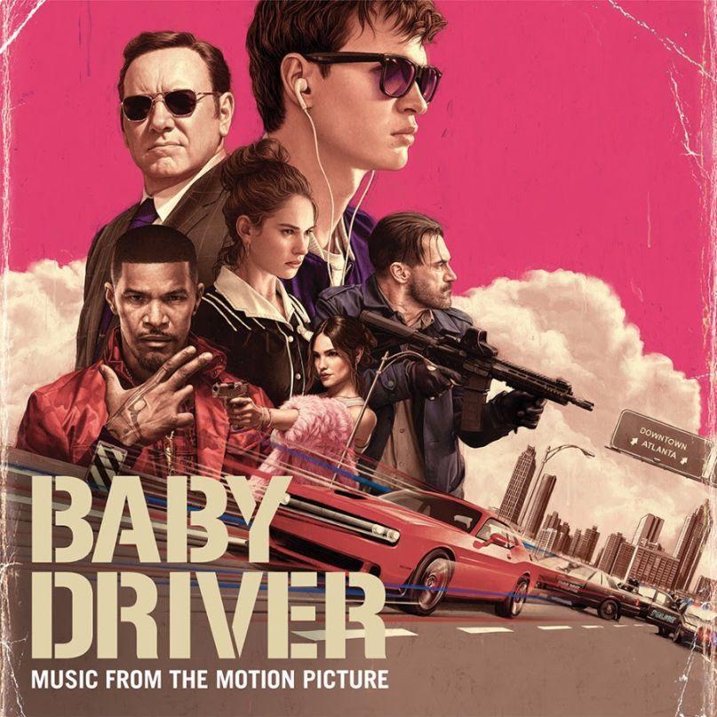 BabyDriver(Soundtrack)