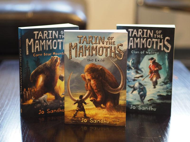Tarin of the Mammoths: The Complete Trilogy