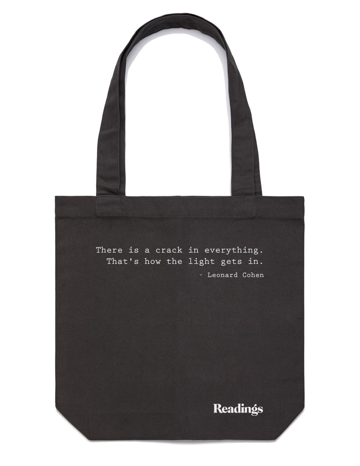 Cohen Tote Bag Graphite