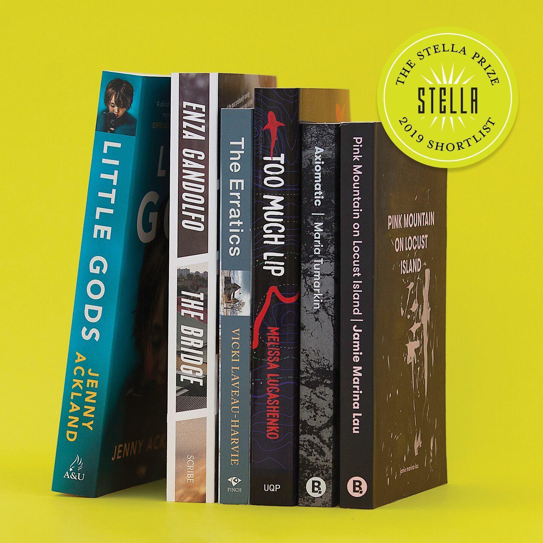 Stella Prize ShortlistPack2019