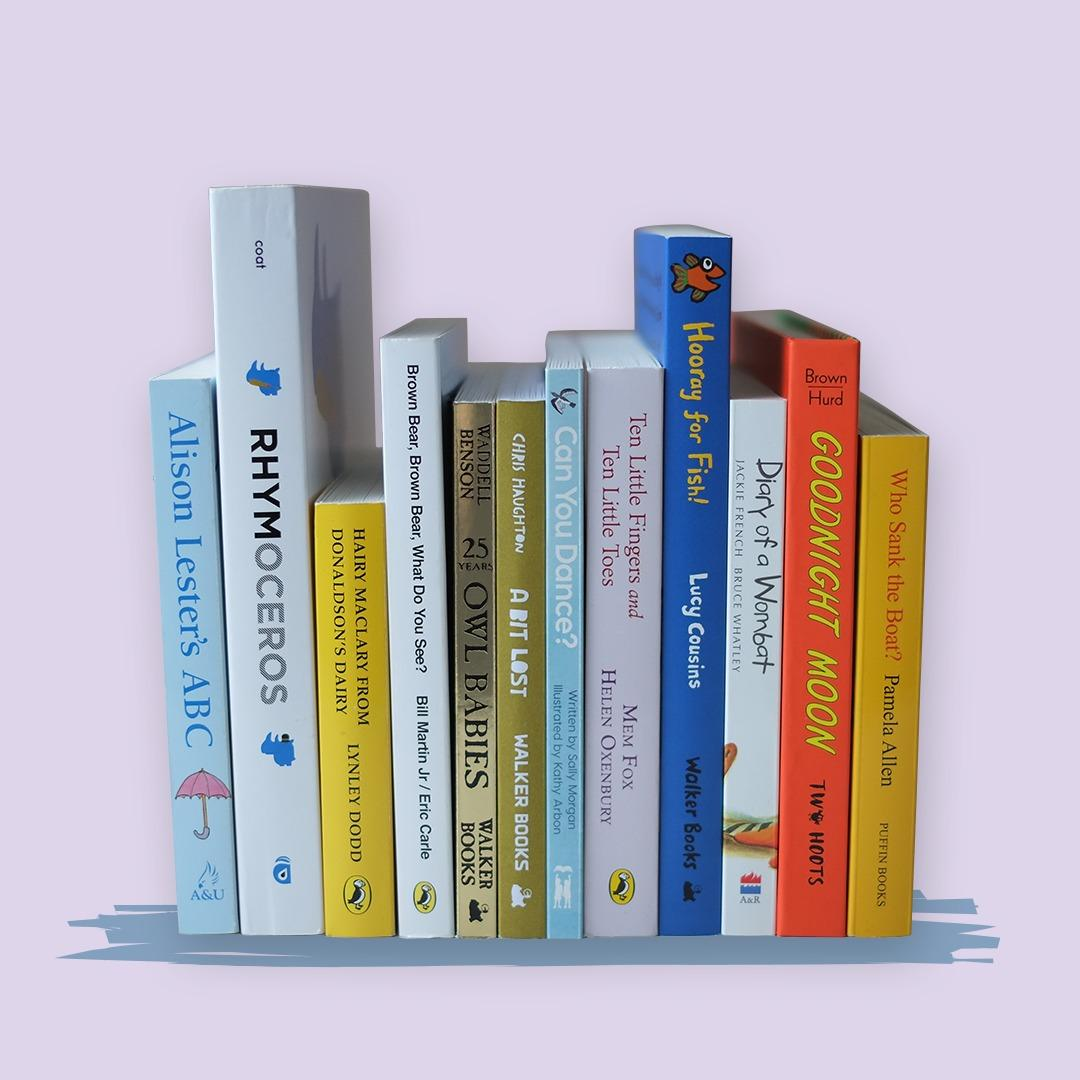 Readings Board Books Subscription (12 Months)