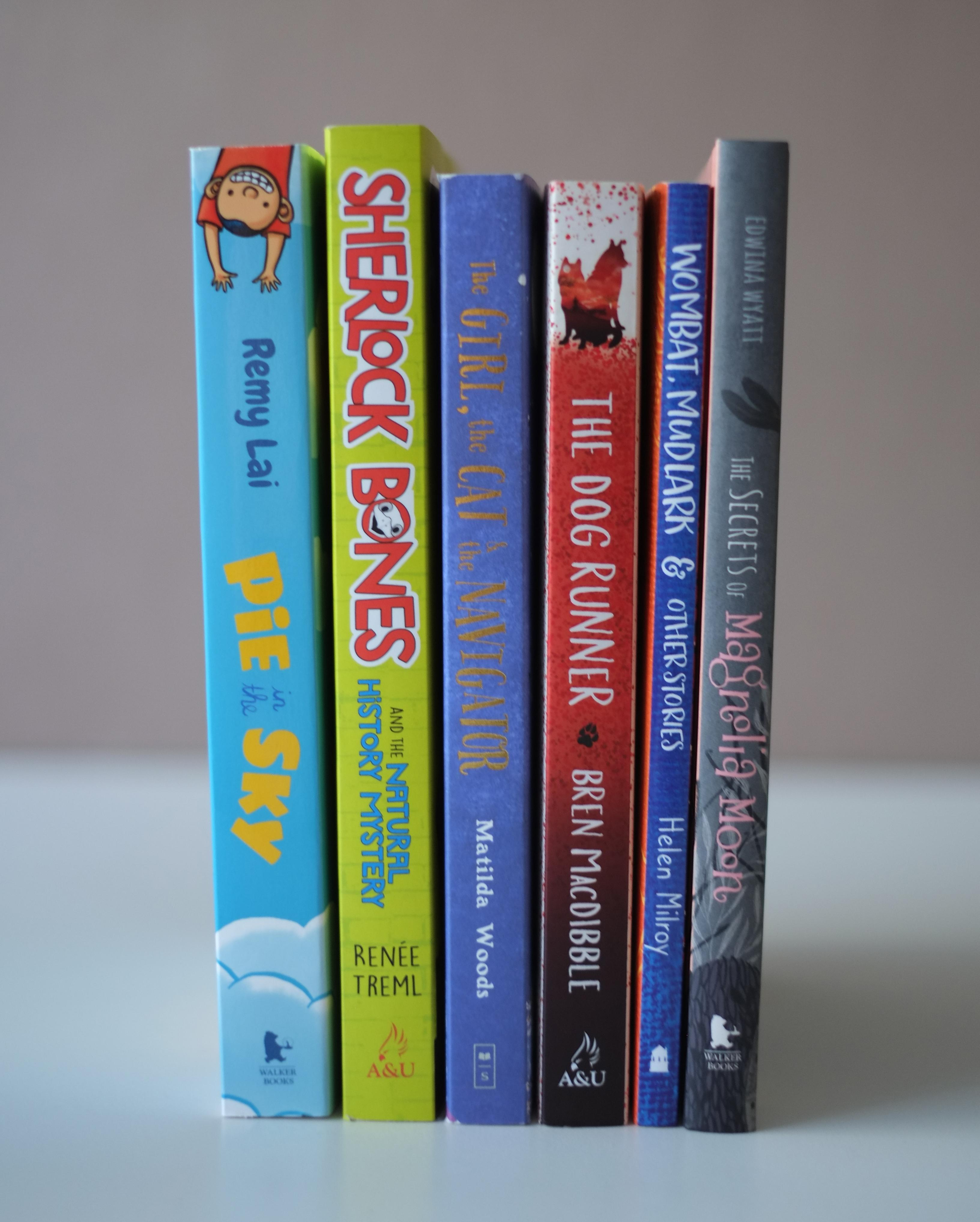 The Readings Children's Book Prize 2020ShortlistPack