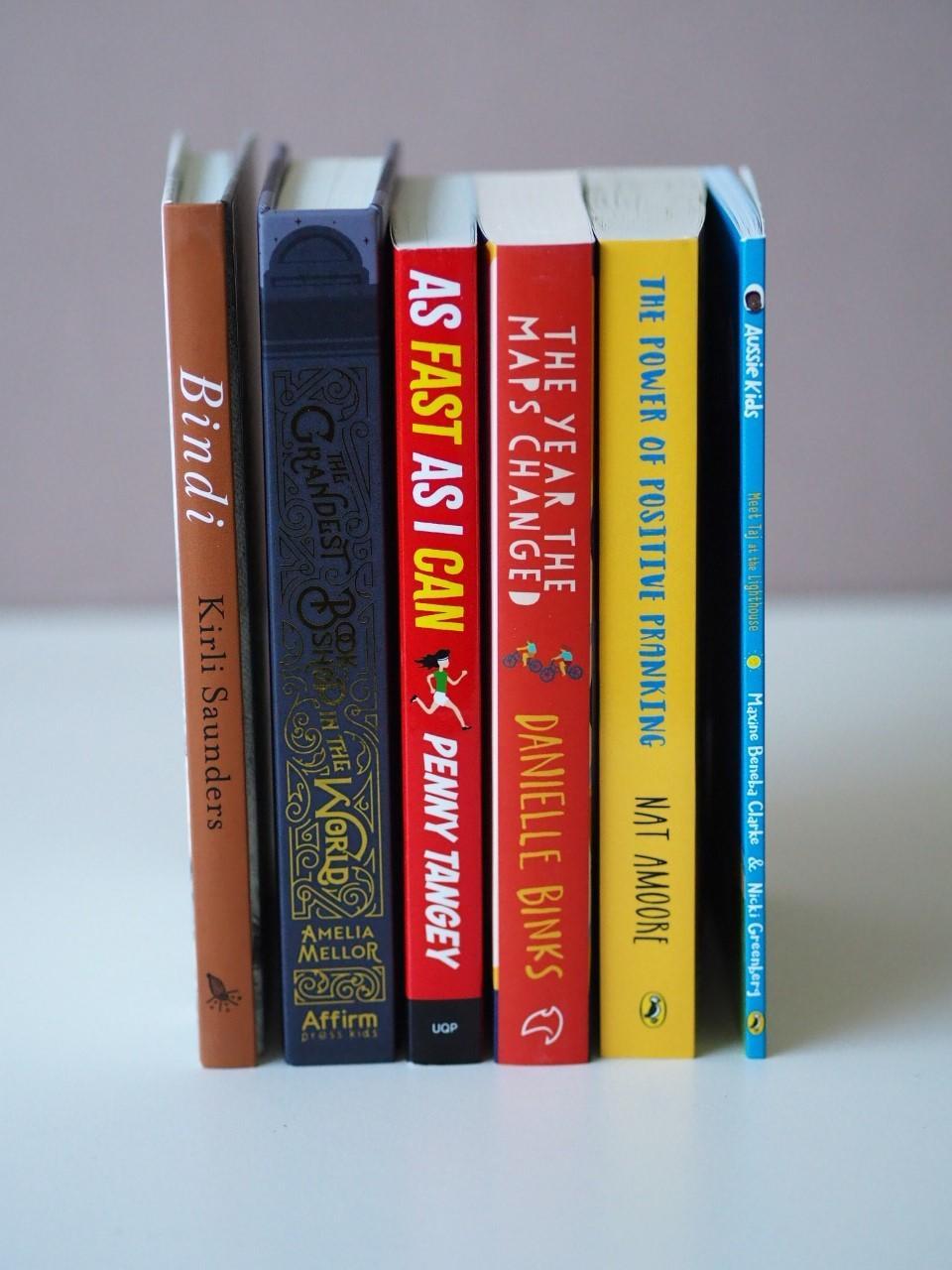 Readings Children's Book Prize 2021ShortlistPack