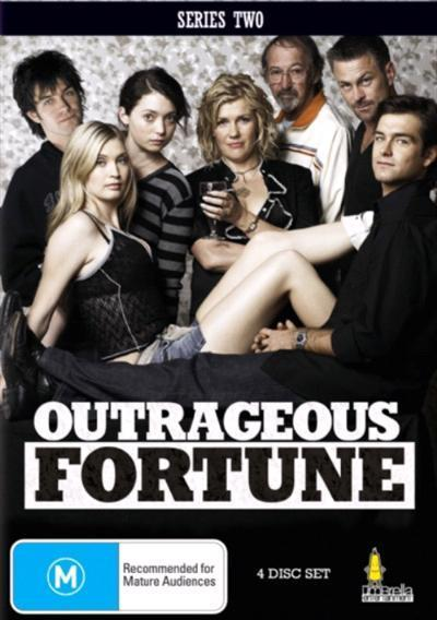 Outrageous Fortune Series Two Dvd
