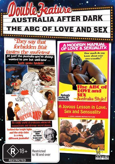 Abc Of Love And Sex And Australia After Dark Dvd