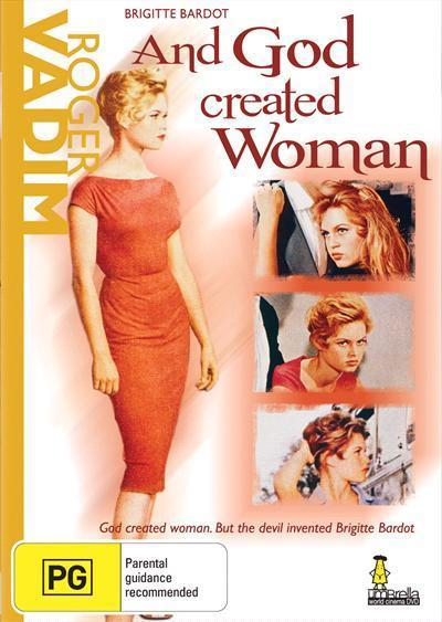 And God Created Woman (DVD)