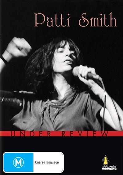 Patti Smith Under Review Dvd