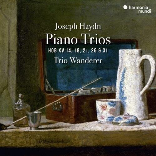 Haydn Piano Trios Hob XV: 14, 18, 21, 26, 31,