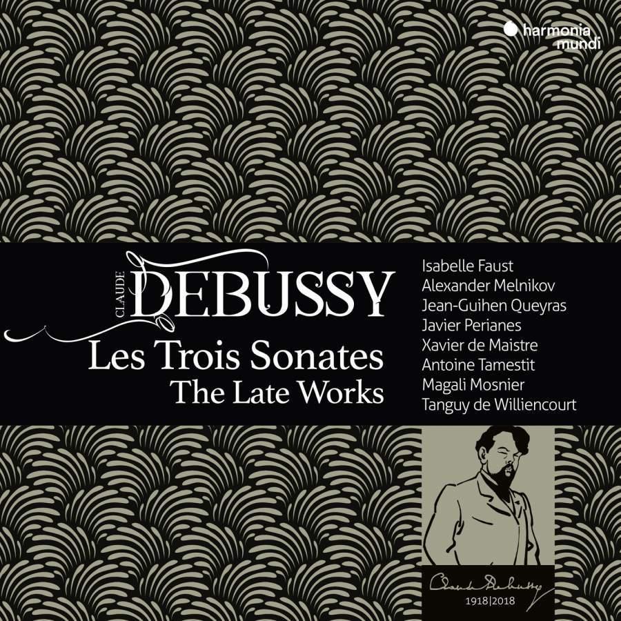 Debussy: LesTroisSonates