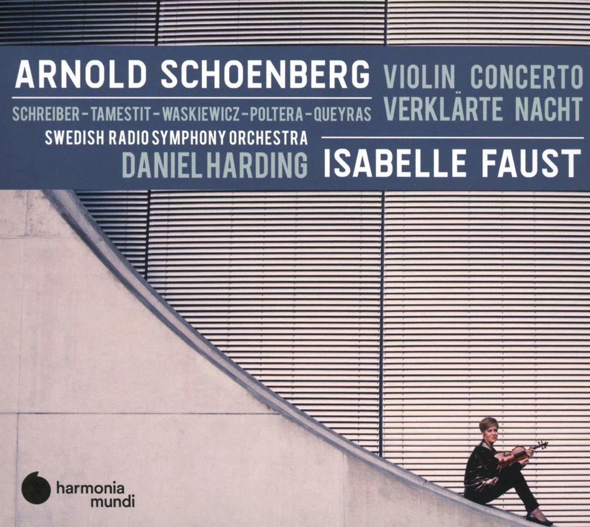 Schoenberg: Violin Concerto &VerklärteNacht