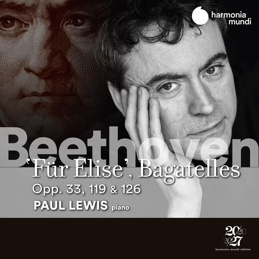 Beethoven: Für Elise and Bagatelles Opp. 33, 119&126