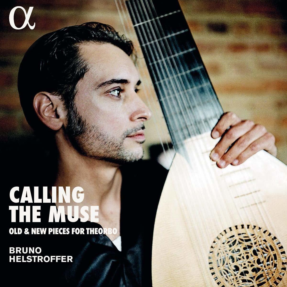 Calling The Muse: Old & New Pieces for Theorbo