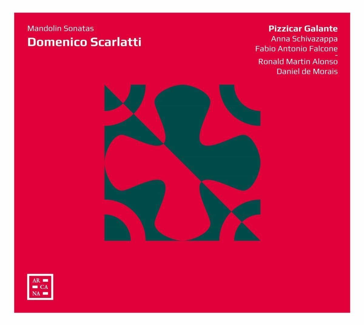 Domenico Scarlatti:MandolinSonatas