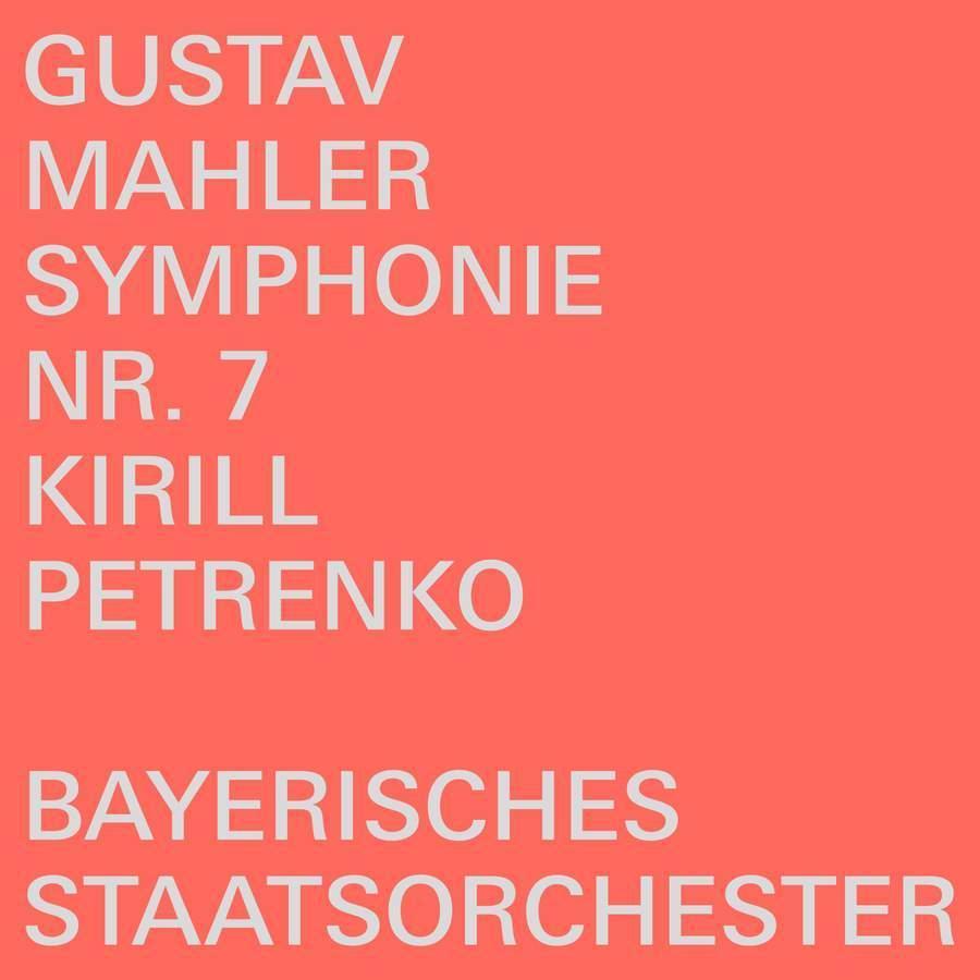 Mahler: SymphonyNo.7