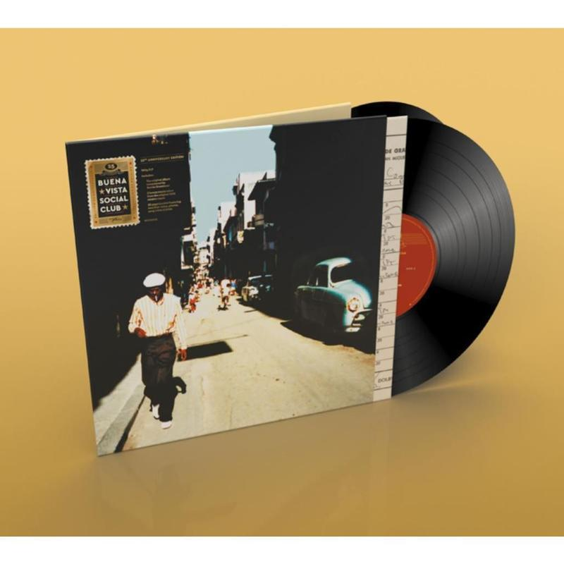 Buena Vista Social Club (25th Anniversary Edition) (Vinyl)