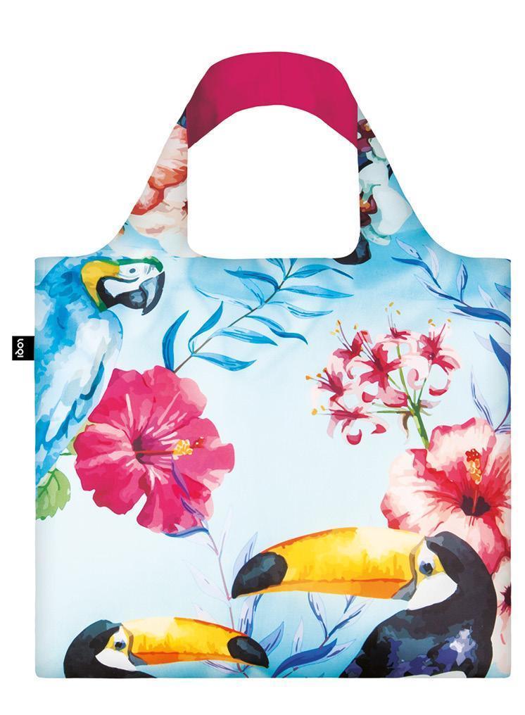 Loqi Shopping Bag BirdsWildCollection