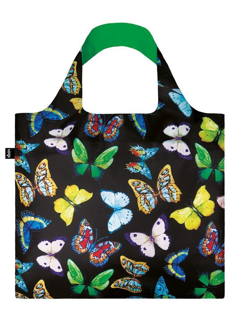 Loqi Shopping BagWildButterflies