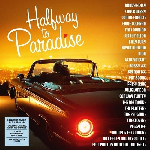 Halfway ToParadise(Vinyl)
