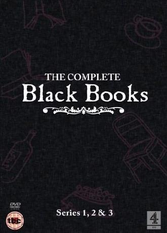 Black Books Complete Series Collectors Edition (DVD)