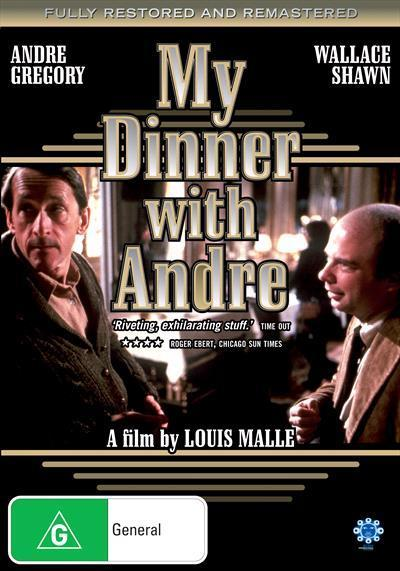 an analysis of my dinner with andre a film by louis malle