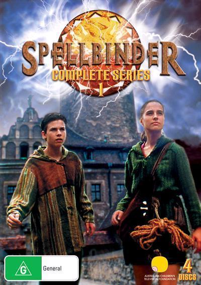 Spellbinder Series1Dvd