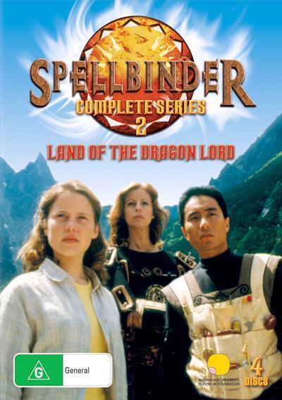 Spellbinder Series2Dvd
