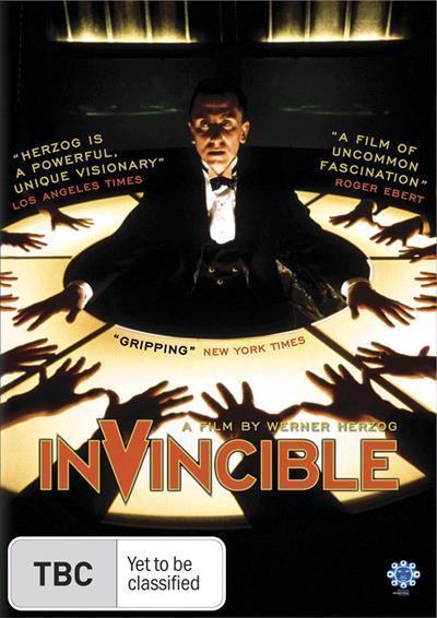 InvincibleDvd