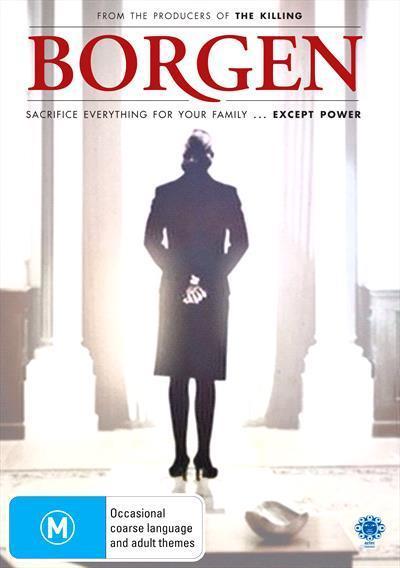 Borgen: Season 1 (DVD)