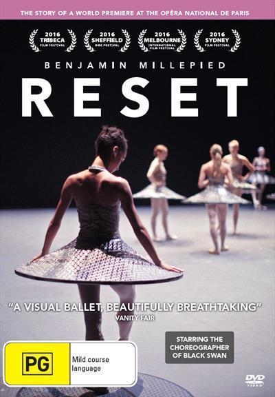 Reset (Relève: Histoire d'unecréation)(DVD)