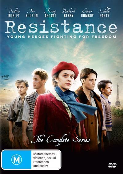 Résistance (French Mini-series) (DVD)