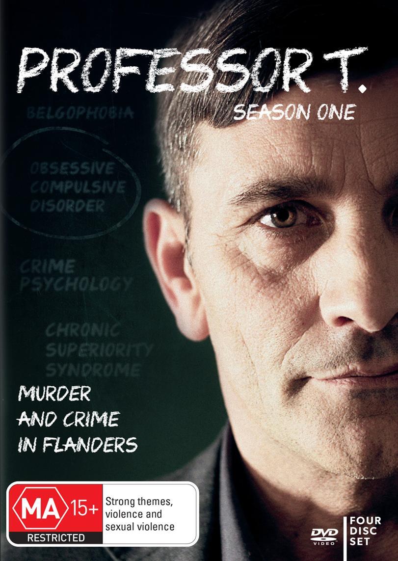 Professor T: Season1(DVD)