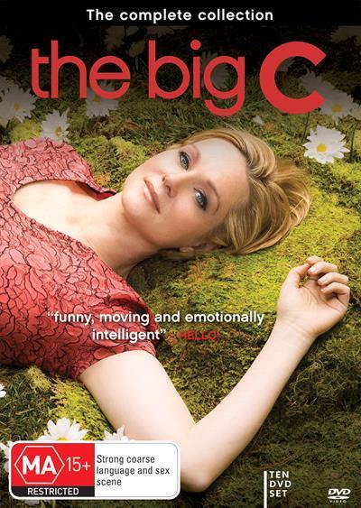 The Big C: Complete Collection (DVD)