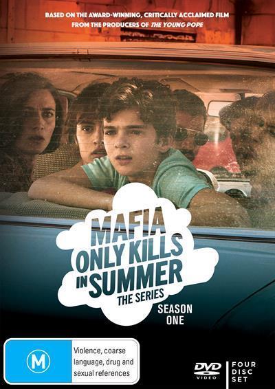 Mafia Only Kills in Summer: Season1(DVD)