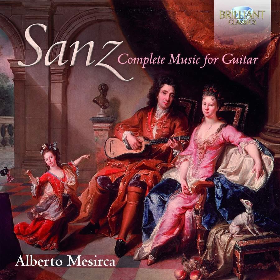 Gaspar Sanz: Complete MusicForGuitar