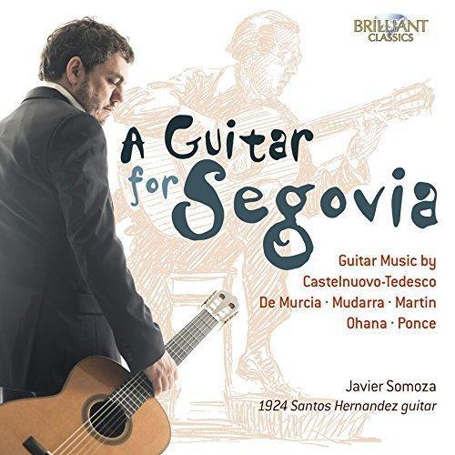 A GuitarforSegovia