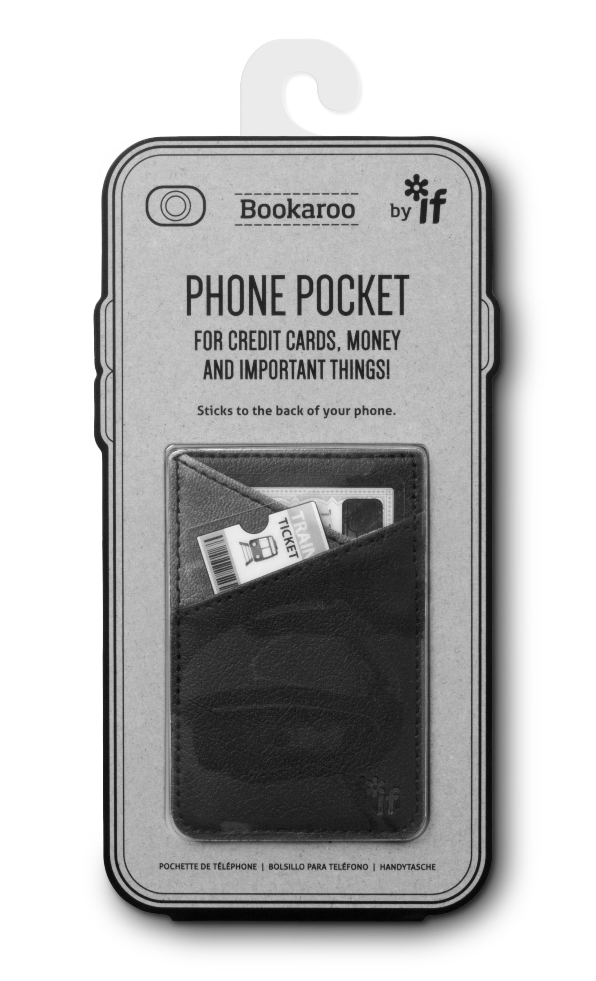 Phone Pocket Black