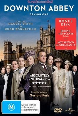 Downton Abbey: Season1(DVD)