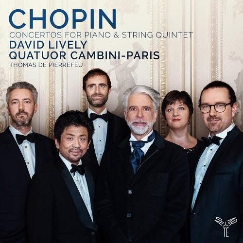 Chopin Piano Concertos For Piano And String Quintet