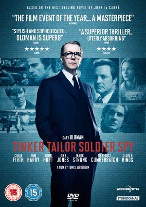 Tinker Tailor Soldier Spy R2 Dvd