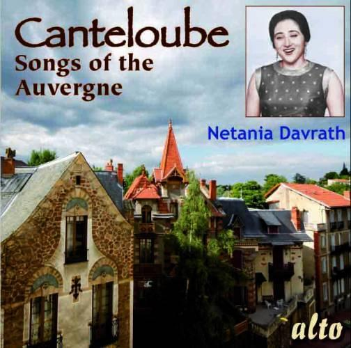 Canteloube Songs Of The Auvergne