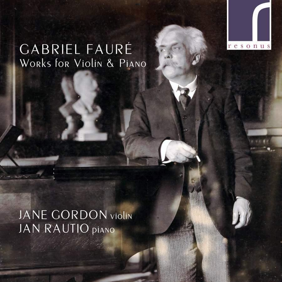 Faure: Works for Violin&Piano
