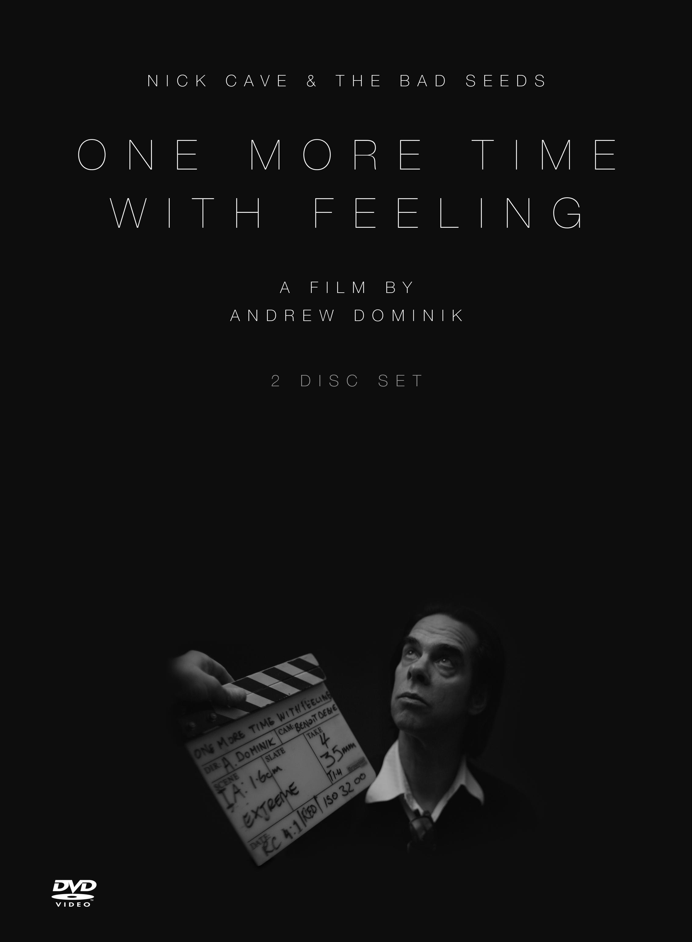 Nick Cave & the Bad Seeds: One More Time With Feeling (2 DVD set)