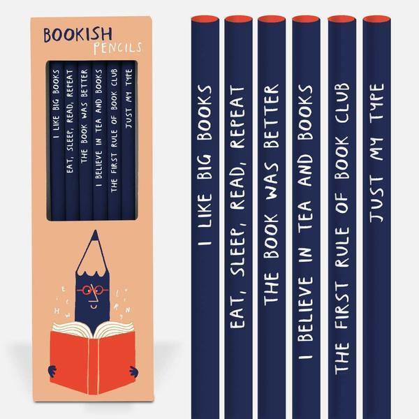 PencilSetBookish