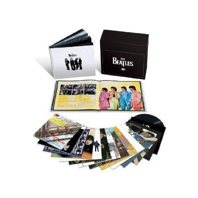 Beatles Remastered ***vinyl Box