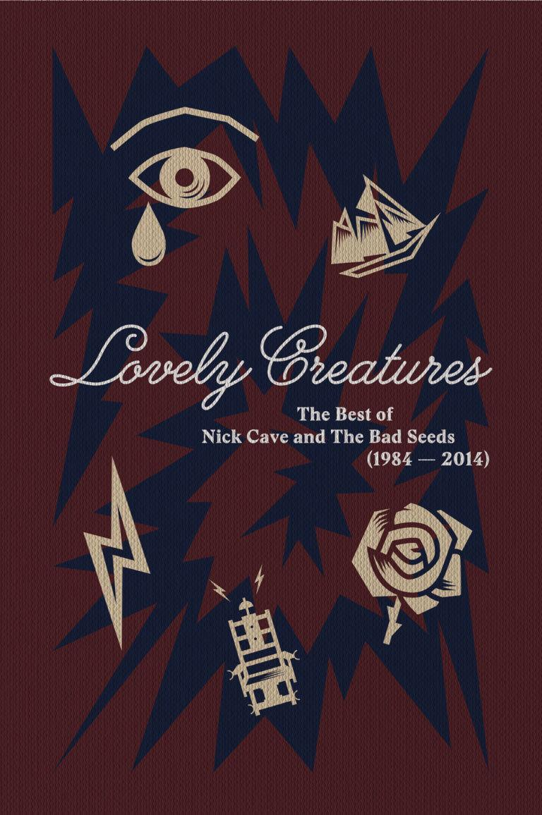 Lovely Creatures: The Best of Nick Cave and the Bad Seeds (1984-2014) (Super Deluxe Limited Edition)