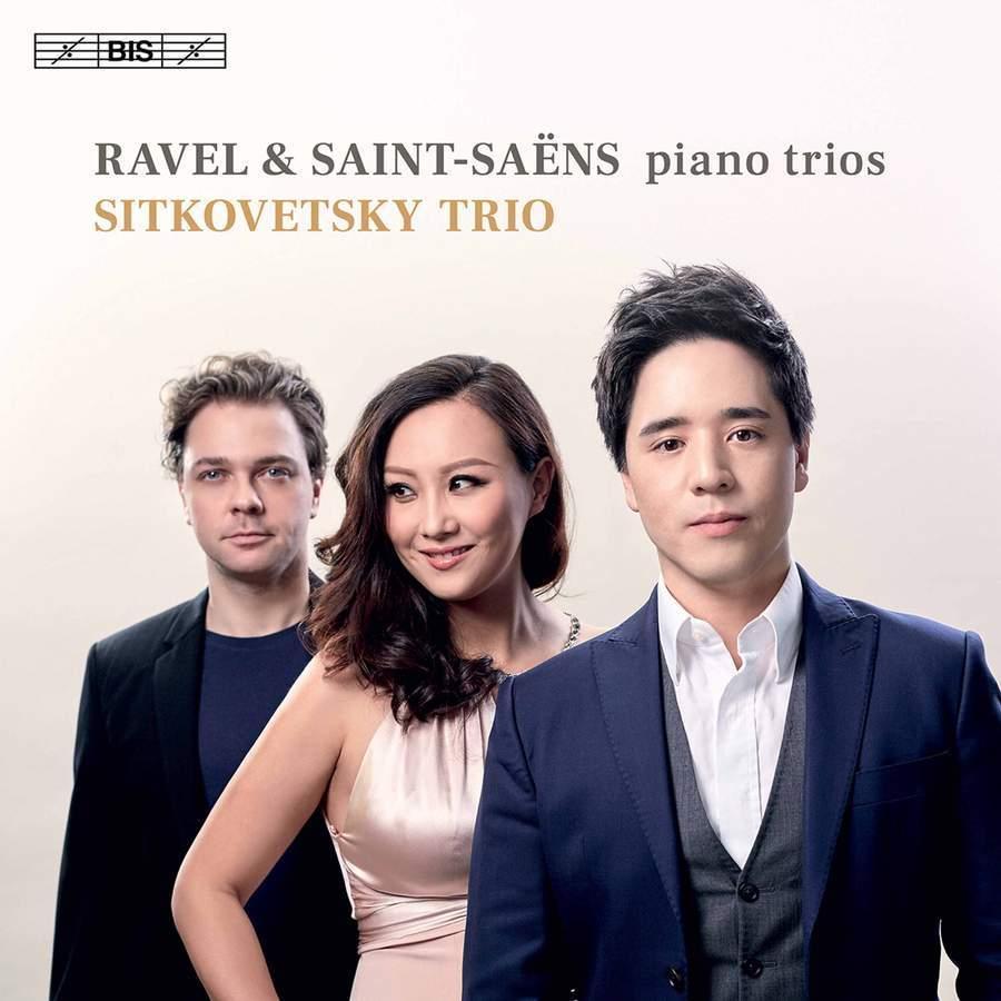 Ravel & Saint-Saens: Piano Trios