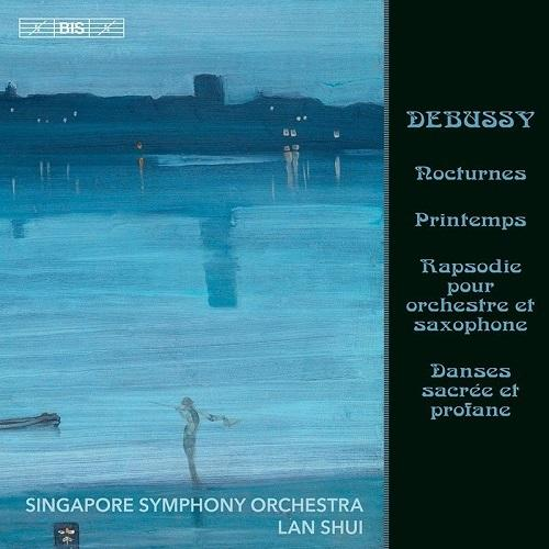 Debussy Nocturnes And Other Works