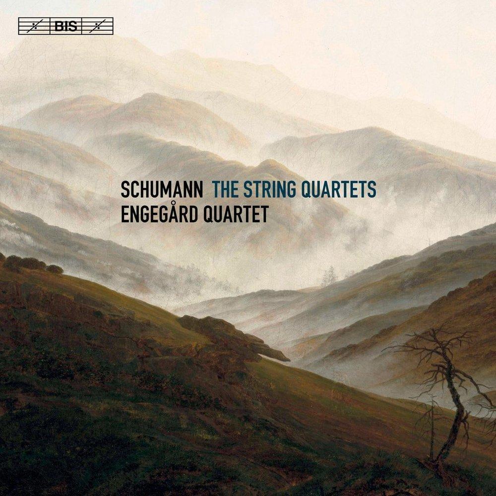 Shumann: String Quartets Op. 41Nos.1-3