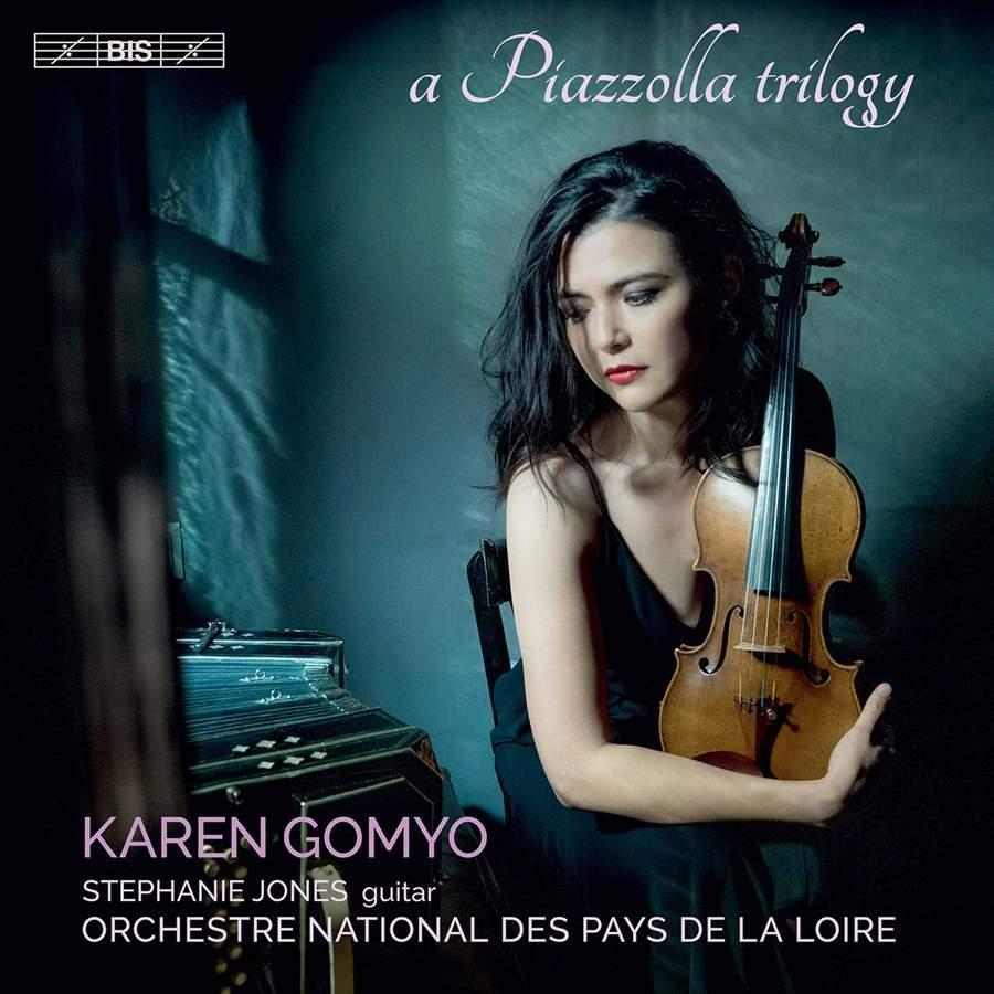 A Piazzolla Trilogy